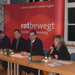Thomas Raue, Dr. Thomas Spies, Mcihael Siebel, Hannelore Eckhardt
