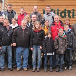 Familientag der SPD Fraktion im Wildpark