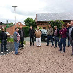 SPD Fraktion in Anraff