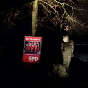 Schweinehirte in Gellershausen